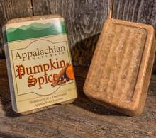 Pumpkin Spice Appalachian Natural Soap