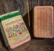 Wildwood Flower Appalachian Natural Soap