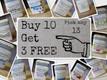 Appalachian Natural Soap Buy 10 Get 3 Free