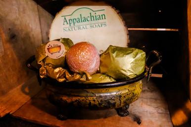 Appalachian Naturals Fire Bath Bomb