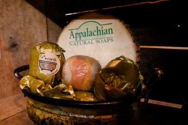Appalachian Naturals Earth Elemental Bath Bomb