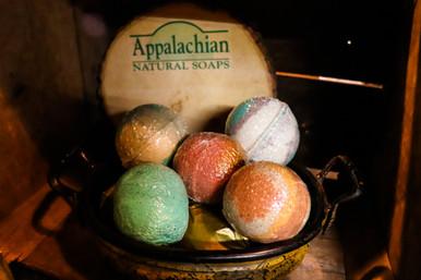 Appalachian Naturals Wind Elemental Bath Bomb
