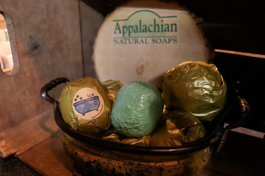 Appalachian Naturals Ice Elemental Bath Bomb