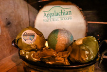 Appalachian Naturals Water Elemental Bath Bomb