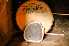 Appalachian Natural Soap Sack