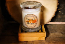 Appalachian Natural Almond Honey Soy Lotion Candle