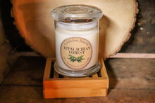 Appalachian Forest Natural Soy Lotion Candle