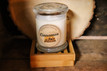 Sweet and Spicy Cinnamon Natural Soy Lotion Candle