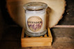 Lavender Natural Soy Lotion Candle