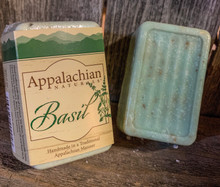 Basil Camper's Friend Appalachian Natural Soap