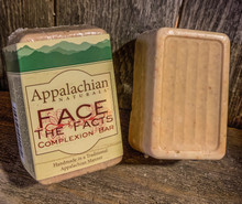 Face the Facts Complexion Bar Appalachian Natural Soap