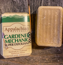 Gardener Mechanic Super Exfoliant Appalachian Natural Soap