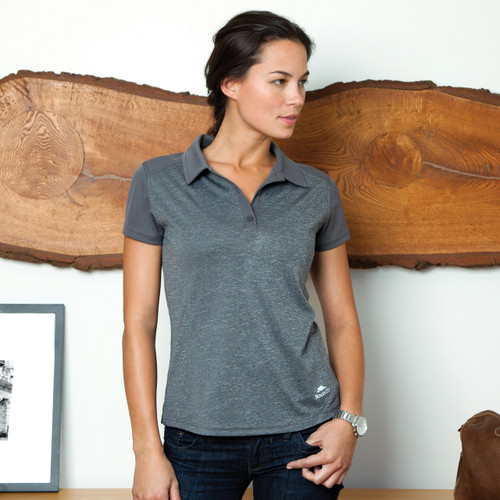 WOMENS RAPIDLAKE ROOTS73 SS POLO