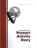 A workbook designed to help students complete the class requirements. Teachers and instructors love the diary because it helps organize work and provides something students can take home when the year is done.