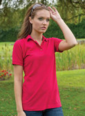 Coal Harbour® SilkTouch Pique Ladies' Sport Shirt