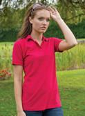 Coal Harbour® SilkTouch Pique Ladies' Sport Shirt