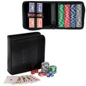 TRAVELLING POKER SET