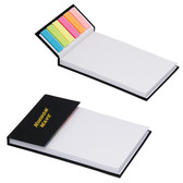 80 SHEET MEMOPAD WITH 150 STICKY NOTES