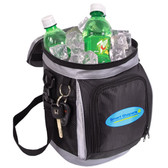 ELITE GOLF BAG SHAPED COOLER