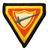 "The 2"" Pathfinder beret triangle patch is a requirement in Canada"