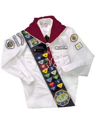 Adventurer Men S Staff Uniform Shirt Long Sleeve