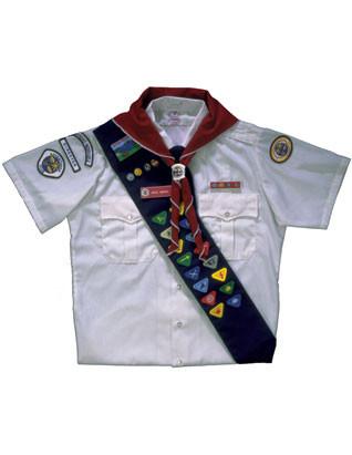 Adventurer Men's Staff Uniform Shirt (Short Sleeve)