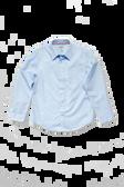 Adventurer Boy's Long Sleeve Blue Uniform Shirt