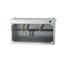 Ozone Knife Sterilizer - Wall Mounted Stainless Steel (Large)