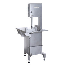 Industrial Butcher Band Saw (rolling table) - 2.2 KW 400V IP54