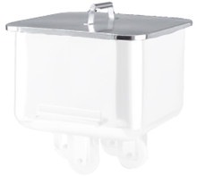 Lid  and handle for  EURO TUB (200 litre) - Stainless Steel