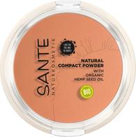 Compact Powder 03 Warm Honey