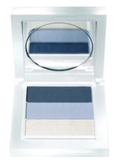 Eyeshadow Trio 05 ocean blue: an eye-catcher