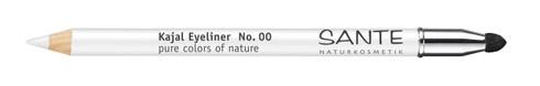 Kajal Eyeliner Pencil (wood) 00 white