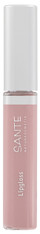 Lipgloss nude silk 02  - for sensitive skin