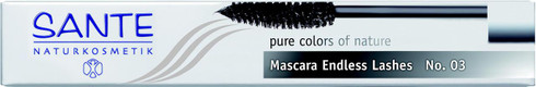 Mascara 03 Black - Endless Lashes