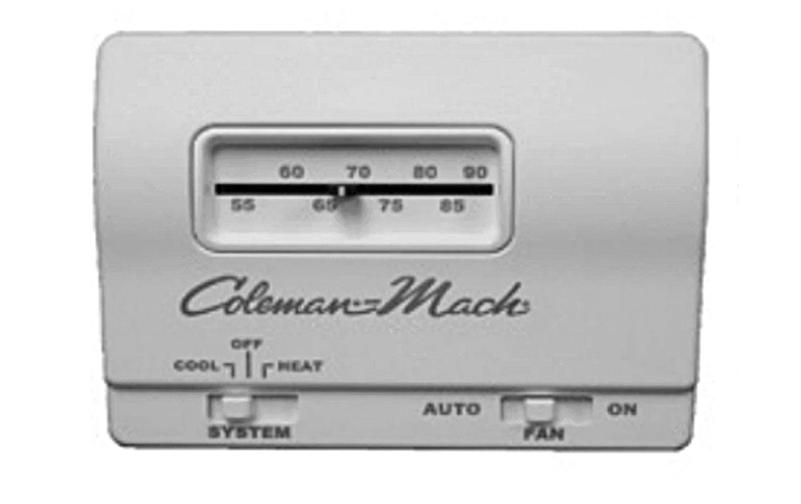 Coleman 7330B3441 Thermostat