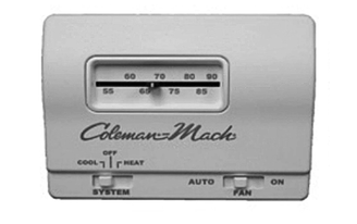 Coleman Mach Wall Thermostat 7330B3441