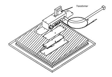 Coleman Mach A/C Transformer 1460-3521