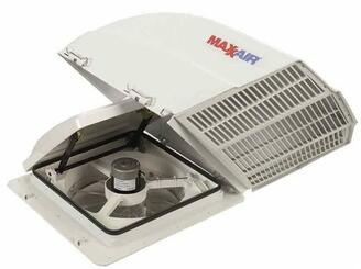 Maxxair Fanmate Roof Vent Cover in White (00-955001)
