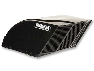 Maxxair Fanmate Roof Vent Cover in Black (00-955002)