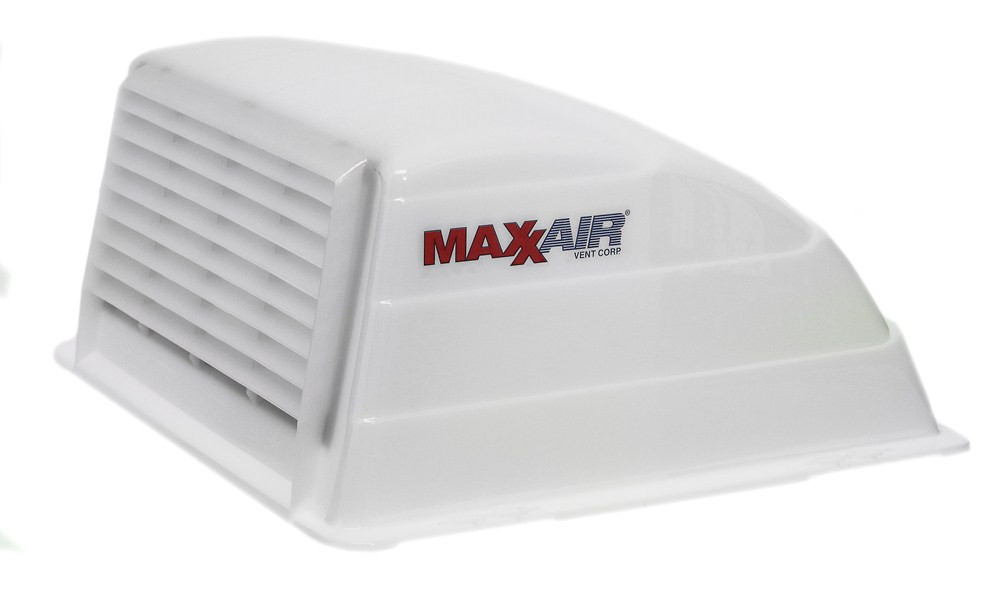 Maxxair Standard Roof Vent In White 00 933066p Coleman