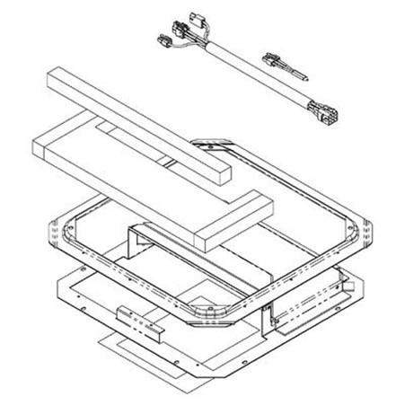 Coleman Mach 8530a5221 Carrier Hp Control Conversion Kit