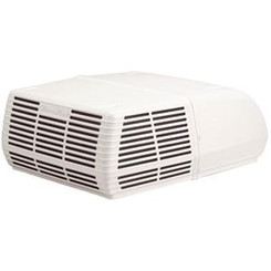 Air Conditioner; Mach 15 HP2 (TM); Fits 14 Inch x 14 Inch Vent Openings; 15000 BTU; 15 Amp Compressor Draw; Flows 320 CFM (Cubic Feet Per Minute); Artic White; With Heat Pump; 89 Pounds; Ceiling Assembly Must Be Ordered Separately