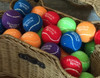 Dog Tennis Balls - Custom Promo Dog Balls - Demo