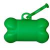 Bone Shaped Pet Waste Bag Dispensers - Green