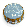 Customized Birthday Cakes for Dogs - All Natural, Organic - Boy