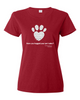 Have You Hugged Your Pet - Antique Cherry Red