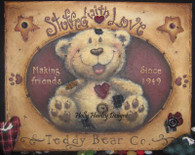 Stuffed with Love Bear Co. Pattern Packet