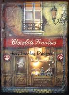 Chocolate Francais Glass Block E-Packet