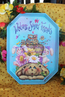 Welcome Summer Friends Tray Pattern Packet